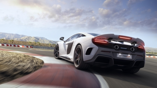 McLaren 675LT: remember the legend